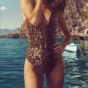 Cheetah swimsuit
